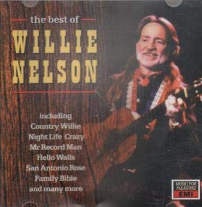 Willie Nelson Very Best from Music for Pleasure