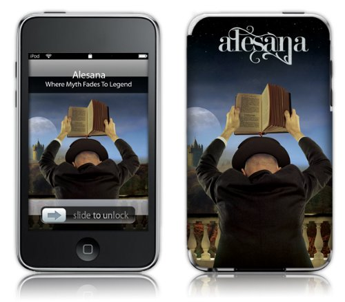 MusicSkins Alesana - Myth for Apple iPod touch (2nd/3rd Generation) from MusicSkins