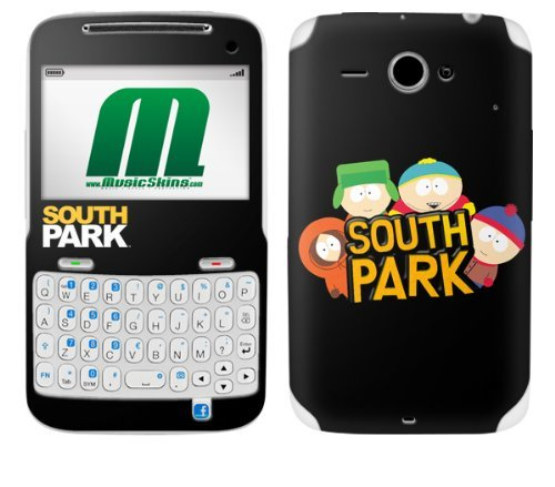 MusicSkins South Park South Park Boys Skin for HTC ChaCha from MusicSkins