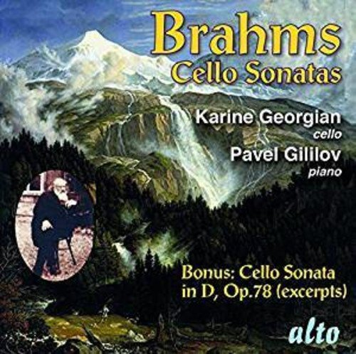 Brahms: Cello Sonatas from Musical Concepts