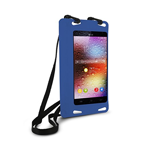"Muvit MUWPC0014 – Waterproof Case for Smartphones up to 5.5 "" from Muvit"