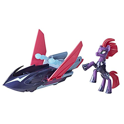My Little Pony Guardians of Harmony Tempest Shadow Sky Skiff Playset from My Little Pony