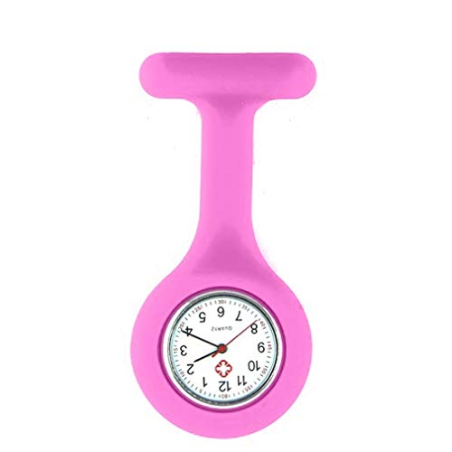 Pink Silicone Medicine Watch from My-Montre