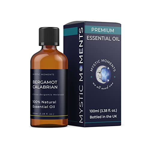 Mystic Moments | Bergamot Calabrian Essential Oil - 100ml - 100% Pure from Mystic Moments