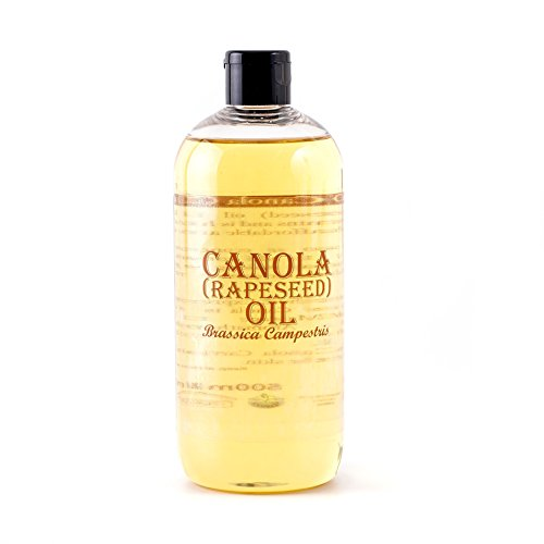 Mystic Moments | Canola (Rapeseed) Carrier Oil - 500ml - 100% Pure from Mystic Moments