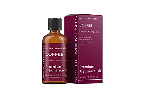 Mystic Moments | Coffee Fragrance Oil - 100ml from Mystic Moments