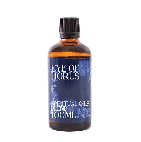 Mystic Moments | Eye of Horus | Spiritual Essential Oil Blend - 100ml from Mystic Moments
