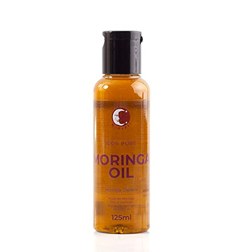 Mystic Moments | Moringa (Drumstick) Carrier Oil - 125ml - 100% Pure from Mystic Moments