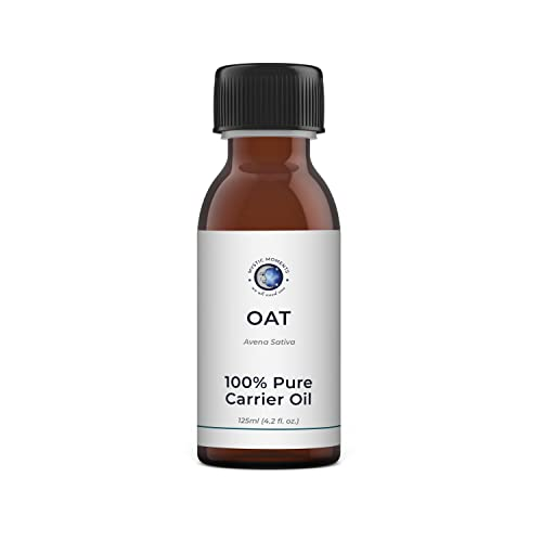 Mystic Moments | Oat Carrier Oil - 125ml - 100% Pure from Mystic Moments