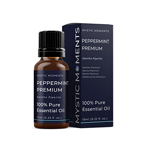 Mystic Moments | Peppermint Premium Essential Oil - 10ml - 100% Pure from Mystic Moments