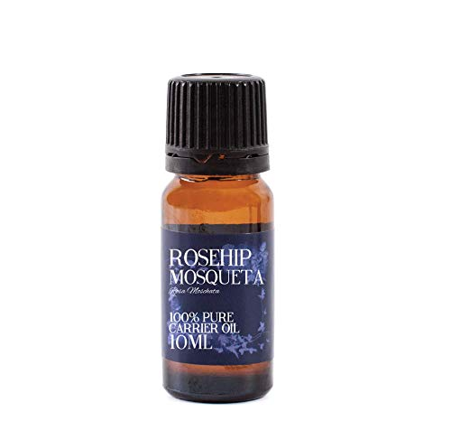 Mystic Moments | Rosehip Mosqueta Carrier Oil - 10ml - 100% Pure from Mystic Moments