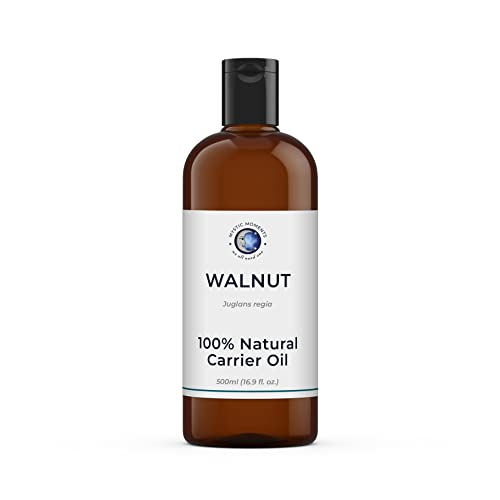 Mystic Moments | Walnut Carrier Oil - 500ml - 100% Pure from Mystic Moments