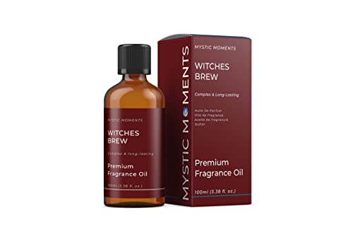 Mystic Moments | Witches Brew Fragrance Oil - 100ml from Mystic Moments