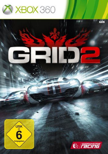 GRID 2 [German Version] from NAMCO BANDAI GAMES