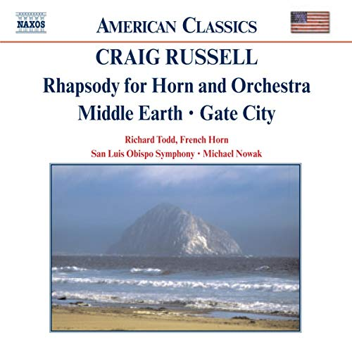 Russel - Rhapsody for Horn and Orchestra from NAXOS