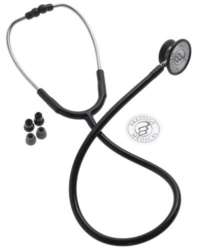 NCD Medical Black Clinical I Stethoscope from NCD MEDICAL