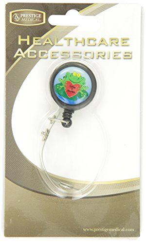 NCD Medical Frog Lover A Nurse Retracteze ID Holder from NCD MEDICAL