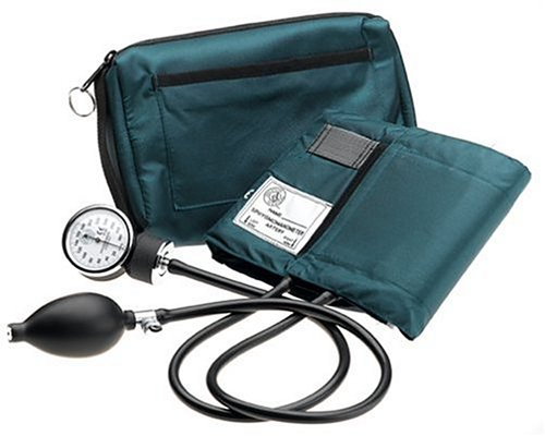 NCD Medical Hunter Aneroid with Matching Nylon Carry Case from NCD MEDICAL