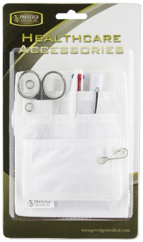NCD Medical White Nylon Pocket Organiser Kit from NCD MEDICAL