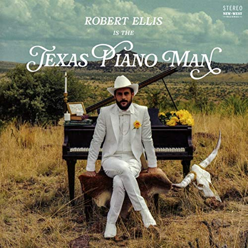 Texas Piano Man from NEW WEST-PIAS