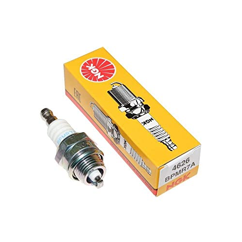 NGK 4626 BPMR7A Spark Plug - Yellow from NGK