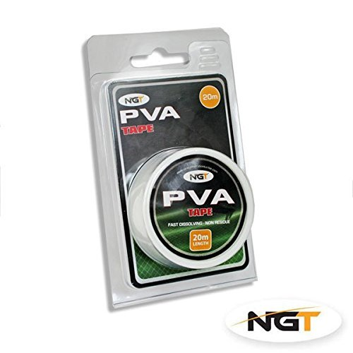 NGT 20 Metres of PVA tape carp/coarse fishing from NGT