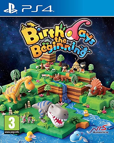 Birthdays the Beginning (PS4) from NIS America
