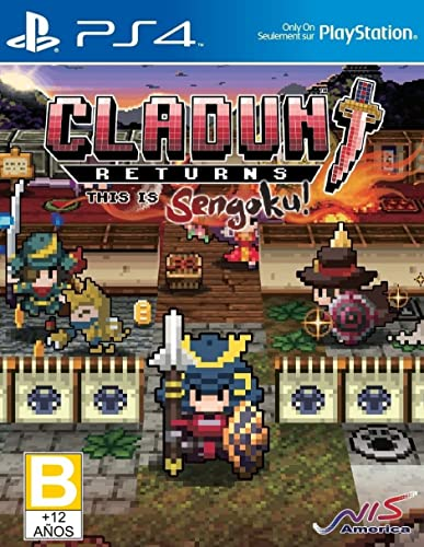 Cladun Returns: This Is Sengoku! from NIS America