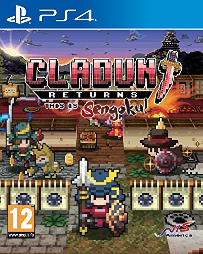 Cladun Returns: This is Sengoku! (PS4) from NIS America