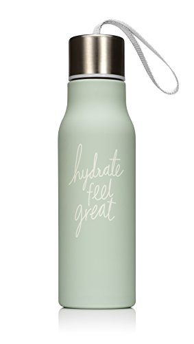 NPW Drinks/Water Bottle Flask - Water Bottle by We Live Like This from NPW