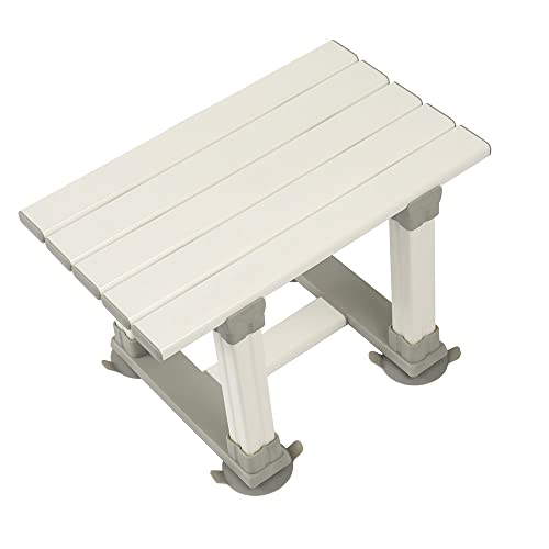 Merlin Slatted Bath Seat, 200 mm (8 Inch) (Eligible for VAT Relief in The UK) from NRS Healthcare