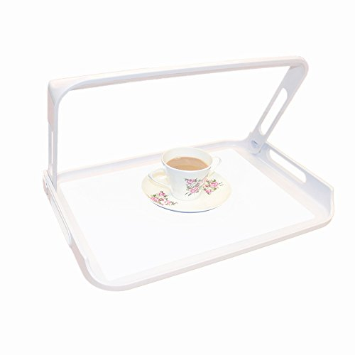 NRS Handi Tray with Foldaway Handle - for one handed use (Eligible for VAT relief in the UK) from NRS Healthcare