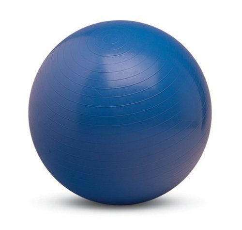 NRS Healthcare E86681 Body Ball / Exercise Gym Ball - 95 cm (37.5 inch) from NRS Healthcare