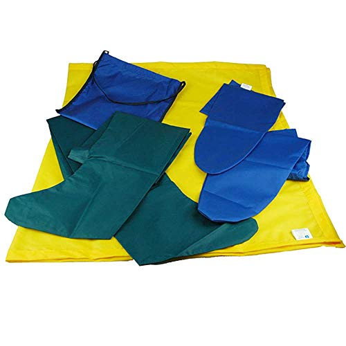 NRS Healthcare Fishermans Legs Dressing, Assist Pack (Eligible for VAT relief in the UK) from NRS Healthcare