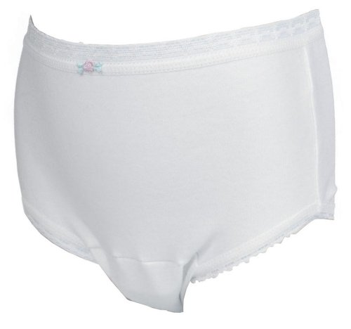 NRS Healthcare Kylie Lady Washable Briefs Extra Extra Large (Eligible for VAT relief in the UK) from NRS Healthcare
