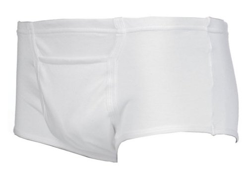 NRS Healthcare Kylie Male Washable Y Front Briefs Extra Large (Eligible for VAT relief in the UK) from NRS Healthcare