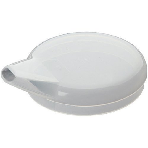 NRS Healthcare Large Hole Assisted Spouted Lid (Eligible for VAT Relief in The UK) from NRS Healthcare