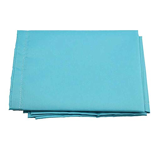 NRS Healthcare Multi-Mover Slide Sheet, Turquoise, 70 cm x 120 cm (Eligible for VAT relief in the UK) from NRS Healthcare