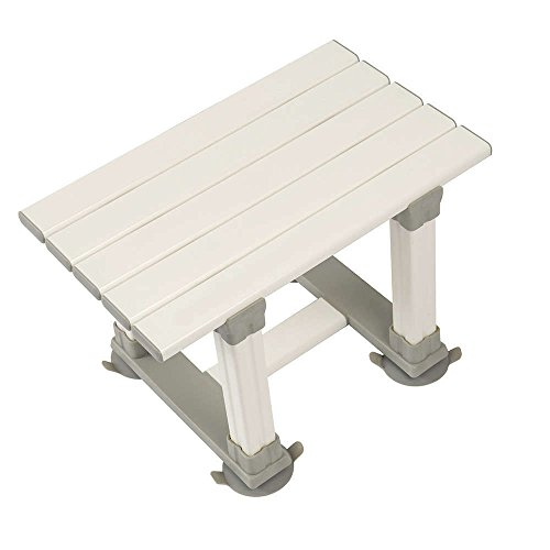NRS Healthcare Slatted 150 mm/6-inches Bath Seat (Eligible for VAT relief in the UK) from NRS Healthcare