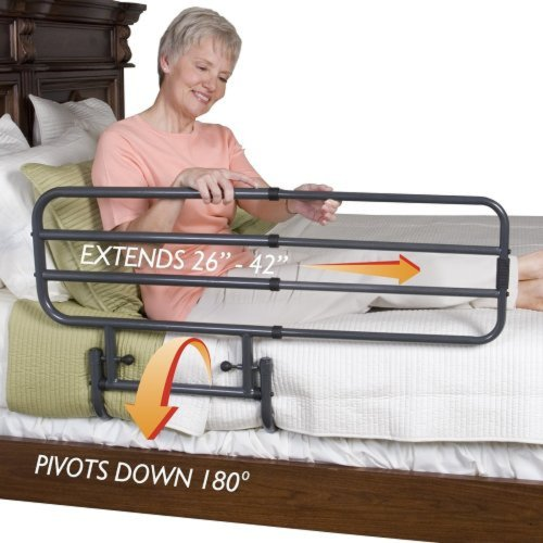 Stander Standers EZ Adjustable Bed Support Rail (Eligible for VAT Relief in The UK) from Stander