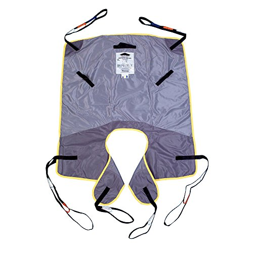 NRS Large Net Fabrics Oxford Quickfit Deluxe Sling (Eligible for VAT Relief in The UK) from NRS Healthcare