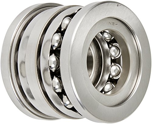 NSK 54316 Double Direction Thrust Ball Bearing with Washer from NSK