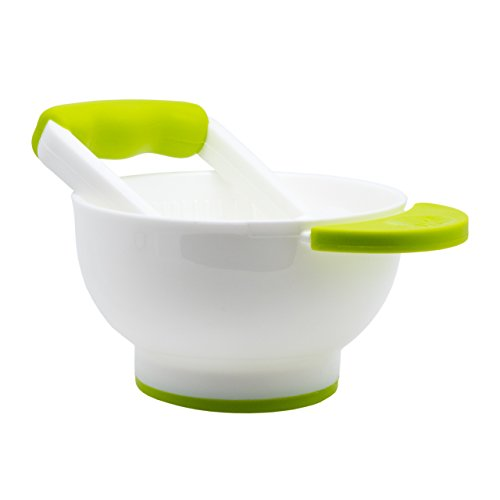 Annabel Karmel by NUK Baby Food Masher and Bowl from NUK