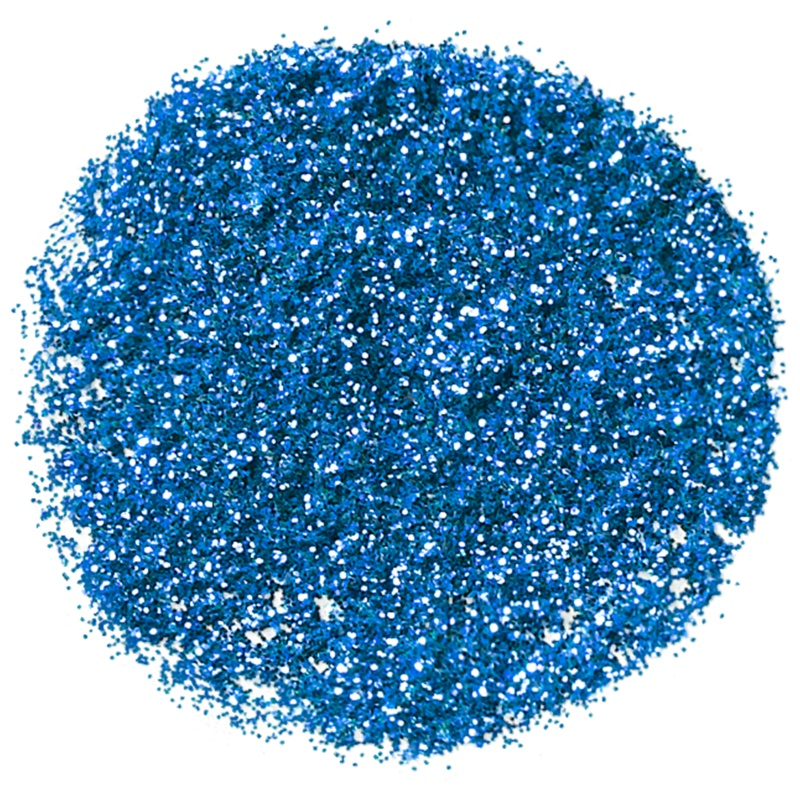NYX Professional Makeup Glitter Goals Face and body glitter Shade 01 Blue 2,5 g from NYX Professional Makeup