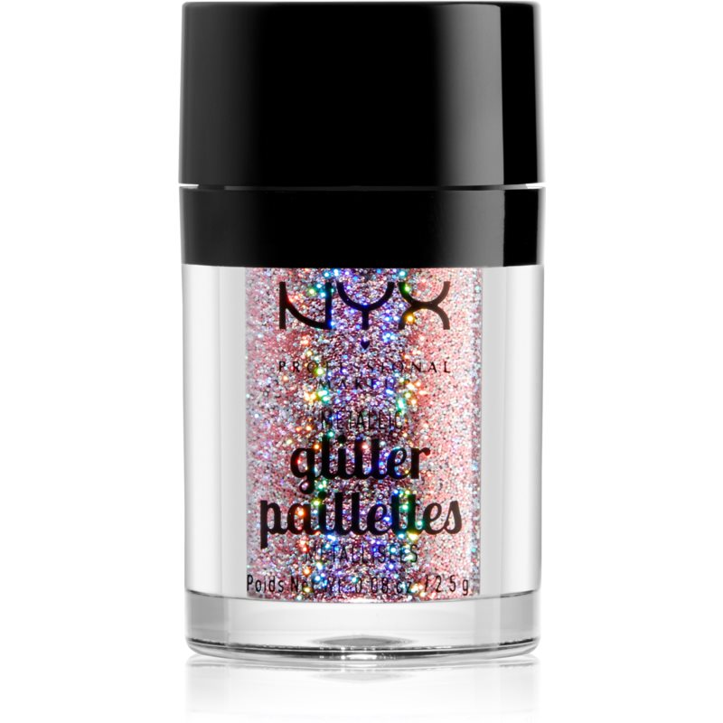 NYX Professional Makeup Glitter Goals Metallic Glitter for Face and Body Shade 03 Beauty Beam 2,5 g from NYX Professional Makeup