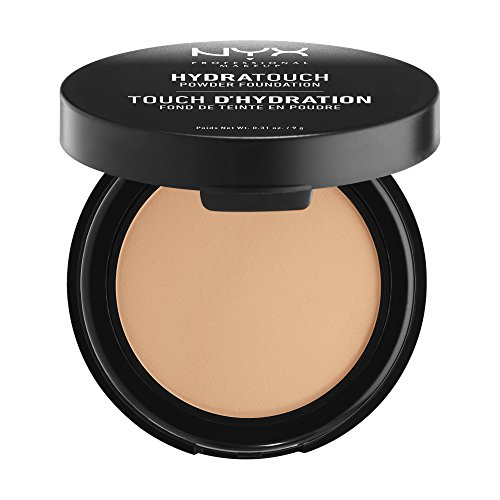NYX Hydra Touch Powder Foundation 08 Golden from NYX