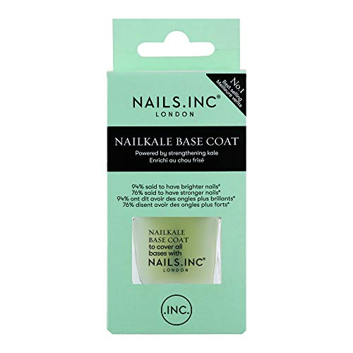 Nails Inc Nailkale Polish, Superfood Base Coat from Nails Inc