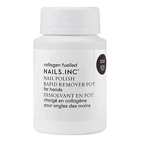 Nails Inc Powered By Collagen Express Nail Polish Remover Pot from Nails Inc