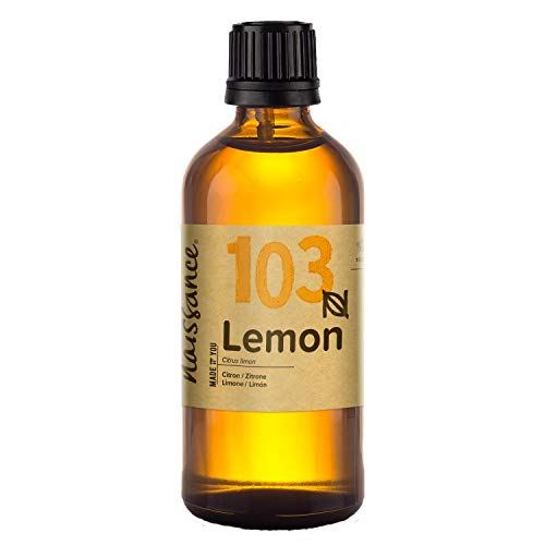 Naissance Lemon Essential Oil 100ml 100% Pure from Naissance