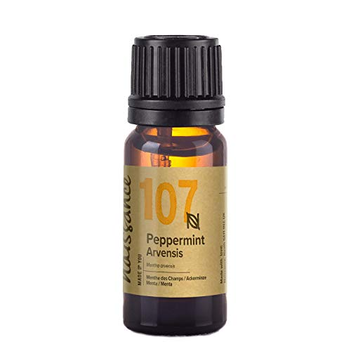 Naissance Peppermint Essential Oil 10ml 100% Pure from Naissance